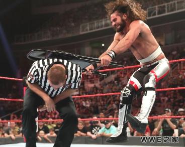 WWE2019年6月11日【RAW最新赛事】