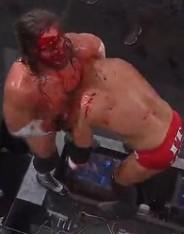 暴力TNA Bobby Roode vs. James Storm