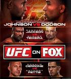 UFC On Fox 6 2013年1月30日