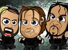 WWE卫盾卡通壁纸-【超大,超清】