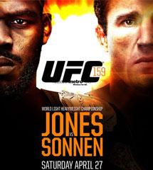 <b>UFC 159 琼斯 vs 松恩《火星碰地球》</b>