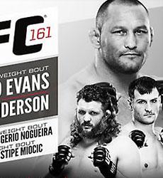 <b>UFC 2013年3月17日_UFC 161</b>