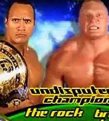 <b>WWE2013年6月30日_洛克 vs 布洛克【经典推荐】</b>