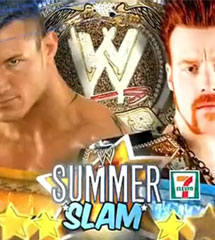 <b>WWE2013年8月11日【兰迪 vs 希莫斯】</b>