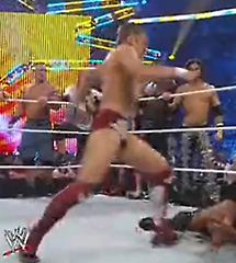 <b>WWE2013年8月18日【14人大战】</b>