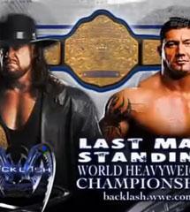 <b>WWE2013年9月29日【送葬者 vs 巴蒂斯塔】</b>