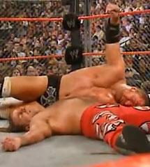 <b>WWE2013年11月24日【HHH vs HBK铁笼大赛】</b>
