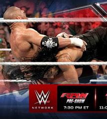 <b>WWE2014年4月15日【RAW最新赛事】</b>