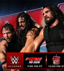<b>WWE2014年5月6日【RAW最新赛事】</b>