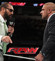 <b>WWE2014年6月3日《RAW最新赛事》</b>