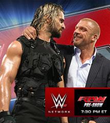 <b>WWE2014年6月10日《RAW最新赛事》</b>