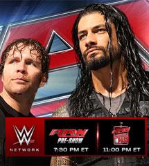 <b>WWE2014年6月17日《RAW最新赛事》</b>