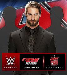 <b>WWE2014年6月24日《RAW最新赛事》</b>