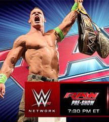 <b>WWE2014年7月1日《RAW最新赛事》</b>