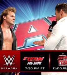 <b>WWE2014年7月8日《RAW最新赛事》</b>