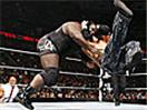 【必杀绝技】WWE马特哈迪生涯十大最残暴命运之轮TOP 10(20131023版) - 狂野角斗士