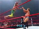 【必杀绝技】WWE这才是世界之王!克里斯杰里科Y2J十大最残暴高空密码破解致命
