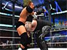 【必杀绝技】WWE亮爆你双眼!2K14群星三十大震撼必杀终结技 - 狂野角斗士