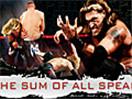 【必杀绝技】WWE这才是危险巨星!艾吉生涯十大最残暴长矛冲锋飞冲肩TOP 10(2