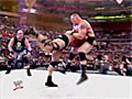 【必杀绝技】WWE劲爆刺激!群星三十大最残暴长矛冲锋飞冲肩TOP 30(20131107版)
