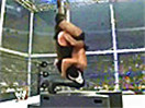 【必杀绝技】WWE这才是地狱魔王!送葬者生涯十大最残暴墓碑钉头插墓碑TOP 1