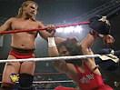 WWE选手首秀特辑!JBL首次登场大战鲍伯(2014.10.16期) - 狂野角斗士