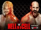 WWE地狱牢笼赛2014-洲际冠军赛三局两胜战:道夫齐格勒vs安东尼奥塞萨罗-PPV摔角