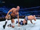 WWE经典大战史!安东尼奥塞萨罗首秀大战泰森基德(2014.11.03期) - 狂野角斗士