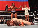 WWE大力神君pk鲨鱼神君!鲁瑟夫暴走模式完胜希莫斯成新科全美冠军王者-RAW摔角