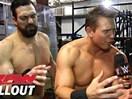 【台前幕后】WWE摔角20141104精彩瞬间&后台采访 - 狂野角斗士