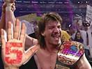 WWE辉煌经典巅峰赛!五大欧洲冠军大战TOP 5(2014.11.06版) - 狂野角斗士