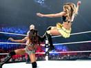 WWE女子撕衣-内衣肉搏赛:阿莉西亚vs卡梅隆-ME摔角2014年11月12日 - 狂野角斗士