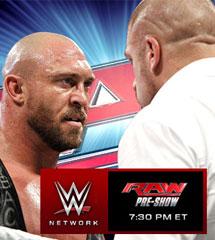 <b>WWE2014年11月18日【RAW最新赛事】</b>