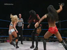 TNA女子三重威胁冠军赛!哈沃克vs盖尔金vs泰伦特-Impact摔角2014年11月20日 - 狂野