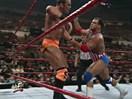 WWE经典大战史!技术帝安格尔首秀大战肖恩伊迈尔(2014.12.01期) - 狂野角斗士