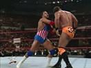 WWE选手首秀特辑!美国英雄安格尔首次登场vs肖恩伊迈尔(2014.12.01期) - 狂野角斗