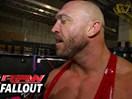 【台前幕后】WWE摔角20141202精彩瞬间&后台采访 - 狂野角斗士