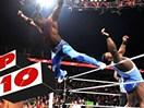 【每周RAW排行】WWE世界摔角娱乐RAW十大时刻TOP 10(2014.12.02期) - 狂野角斗士