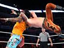 WWE双打大战!吉米兄弟vs斯莱特尔&蒂图斯-SS摔角2014年11月29日 - 狂野角斗士