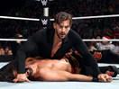 WWE范丹戈(罗莎)vs亚当罗斯(大白兔)-ME摔角2014年11月26日 - 狂野角斗士