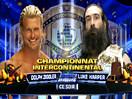 WWE洲际冠军赛!埃里克罗温vs道夫齐格勒-SD摔角2014年11月28日 - 狂野角斗士