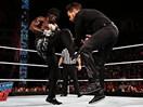 WWE范丹戈(罗莎)vs阿特鲁夫-ME摔角2014年12月3日 - 狂野角斗士