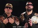 WWE笑死人的影分身之术第3集!米兹&大名圣道镜像模仿神同步(2014.12.08) - 狂野