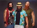 WWE选手首秀特辑!怀亚特家族(布雷怀亚特&卢克哈珀&埃里克罗温)首次登场