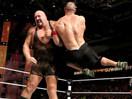 WWE正义王者引发TLC大战!约翰塞纳vs大秀哥(道夫齐格勒&卢克哈珀&莱贝克vs赛斯罗林斯&凯恩&埃里克罗温&杰米诺布尔&乔伊马库里)-RAW摔角