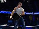 【中文解说】WWE迪安布罗斯vs安东尼奥&赛斯罗林斯(2014.12.10) - wwe美国职业摔