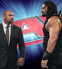 <b>WWE2015年2月3日《RAW最新赛事》</b>