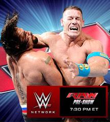 <b>WWE2015年3月3日【RAW最新赛事】</b>