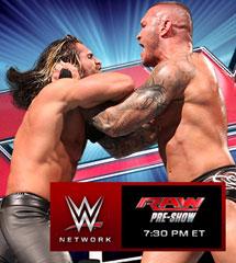 <b>WWE2015年3月17日【RAW最新赛事】</b>