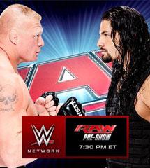 <b>WWE2015年3月24日【RAW最新赛事】</b>